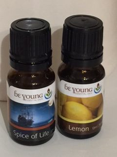 Spice of Life and Lemon Essential Oil