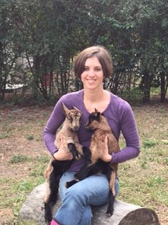 The Organic Goat Lady