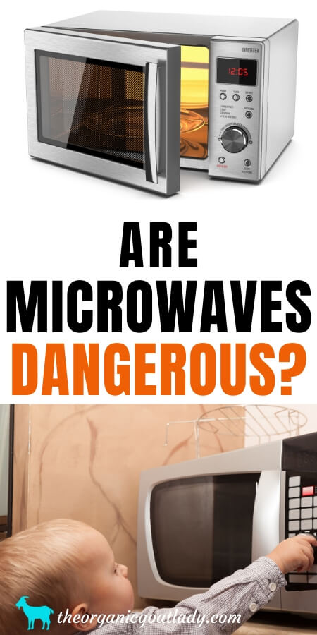 Are Microwaves Dangerous
