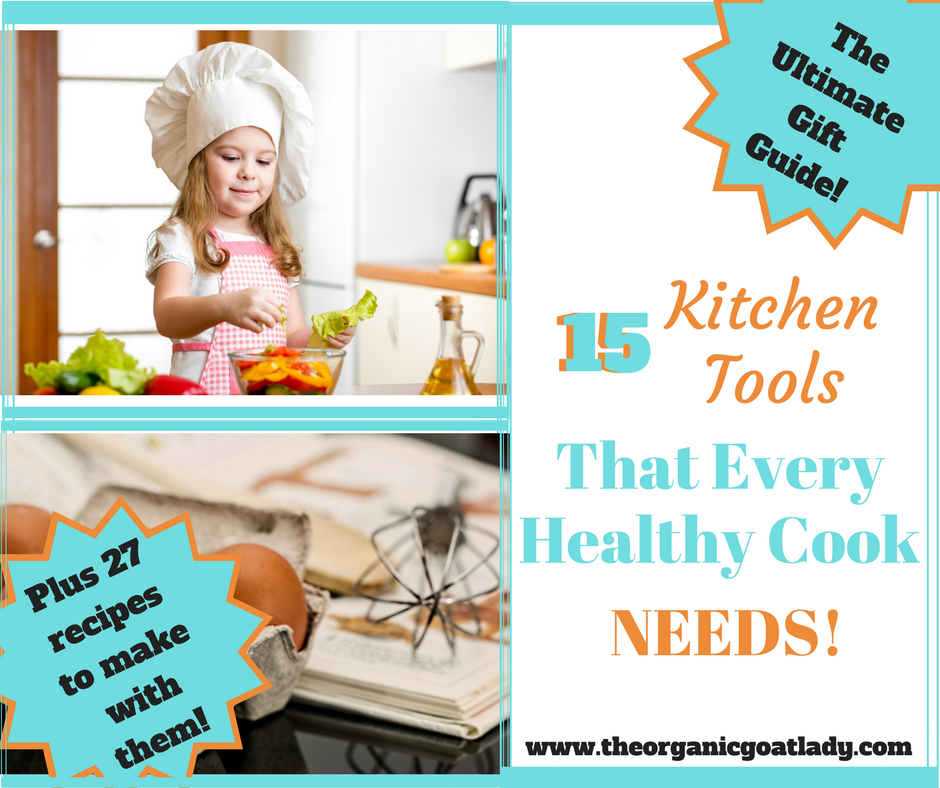15 Cooking Tools And Kitchen Utensils That You NEED!
