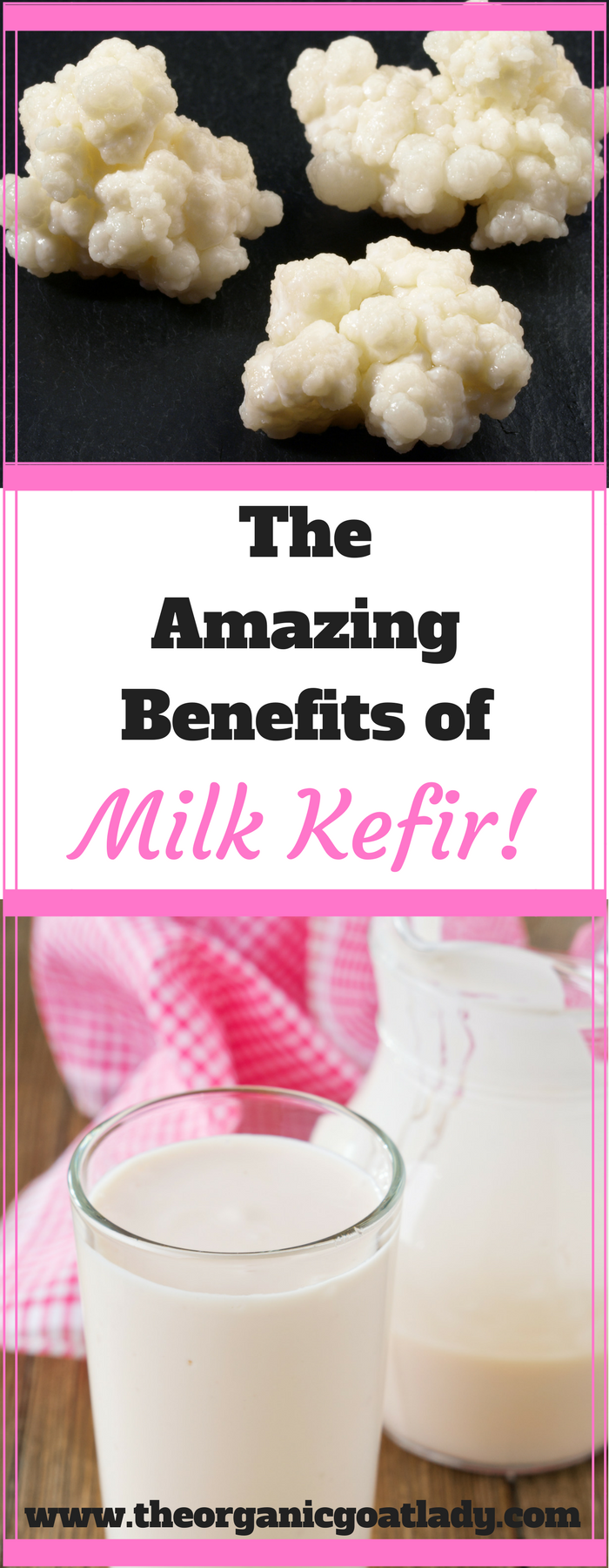 The Amazing Benefits of Milk Kefir!