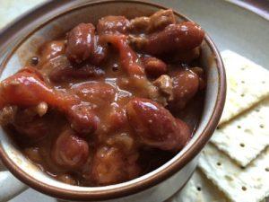 Instant Pot Chili!