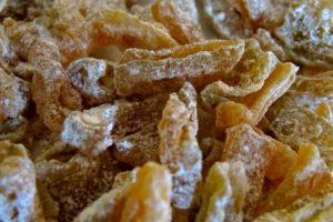 Dried Pineapple Zucchini!