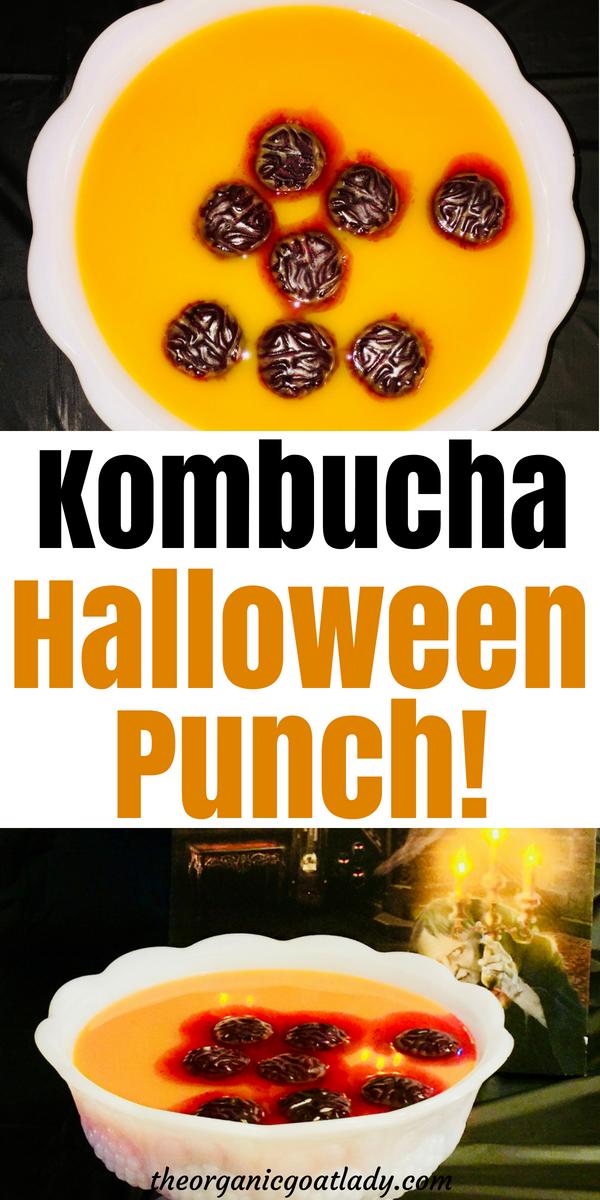 Halloween Punch