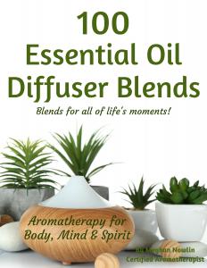 100 Essential Oil Diffuser Blends!