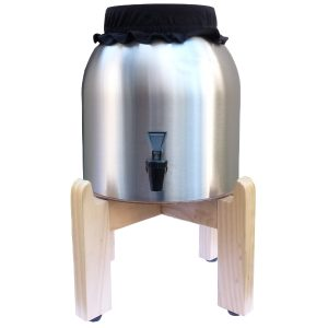 Stainless Steel Kombucha Continuous Brew Vessel