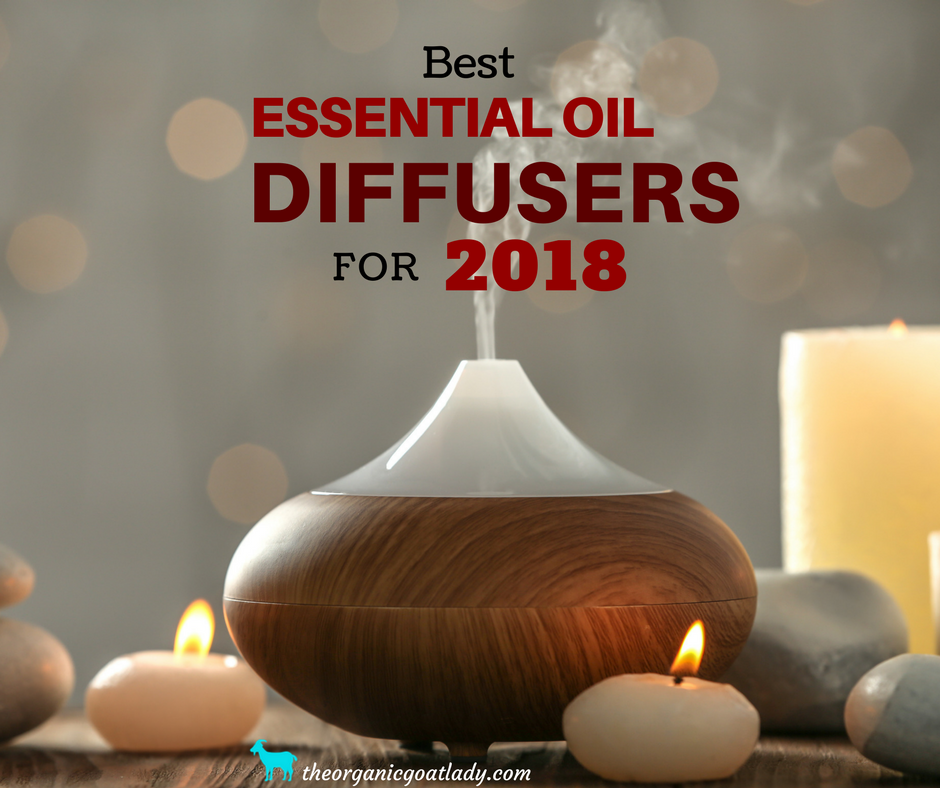 Best Essential Oil Diffusers for 2018