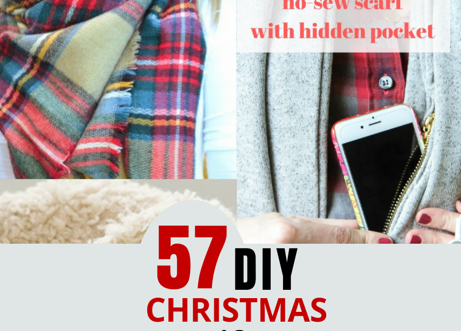 57 DIY Christmas Gifts