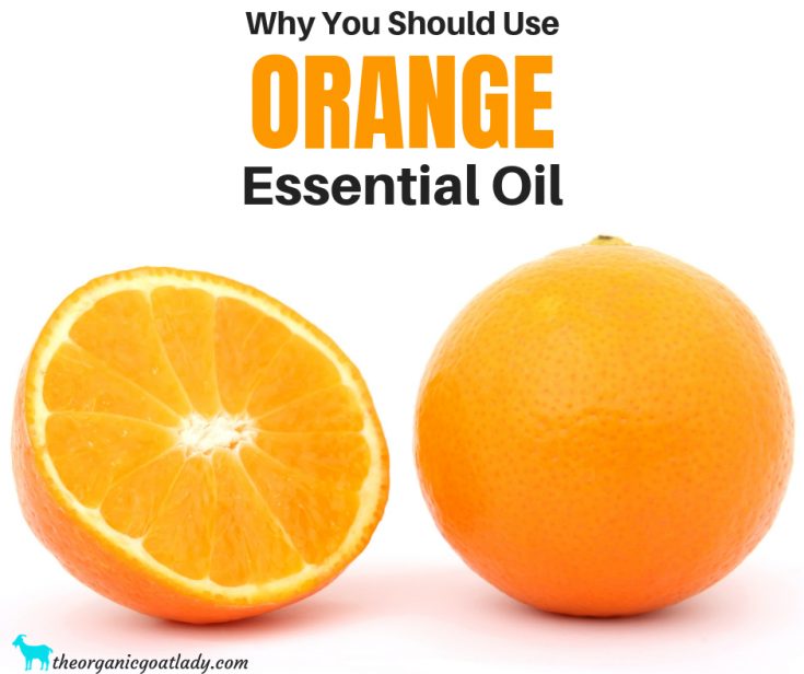 Why You Should Use Orange Essential Oil