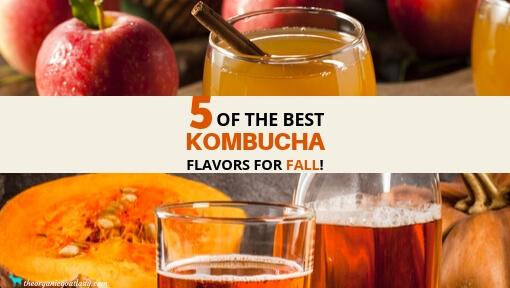 5 Fall Kombucha Flavors