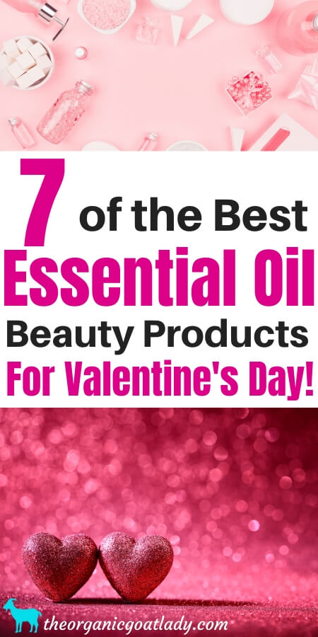 Valentine's Day Essential Oils