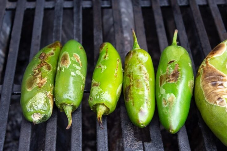 Roasting and Freezing Chili Peppers