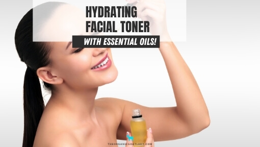 Hydrating Essential Oil Facial Toner